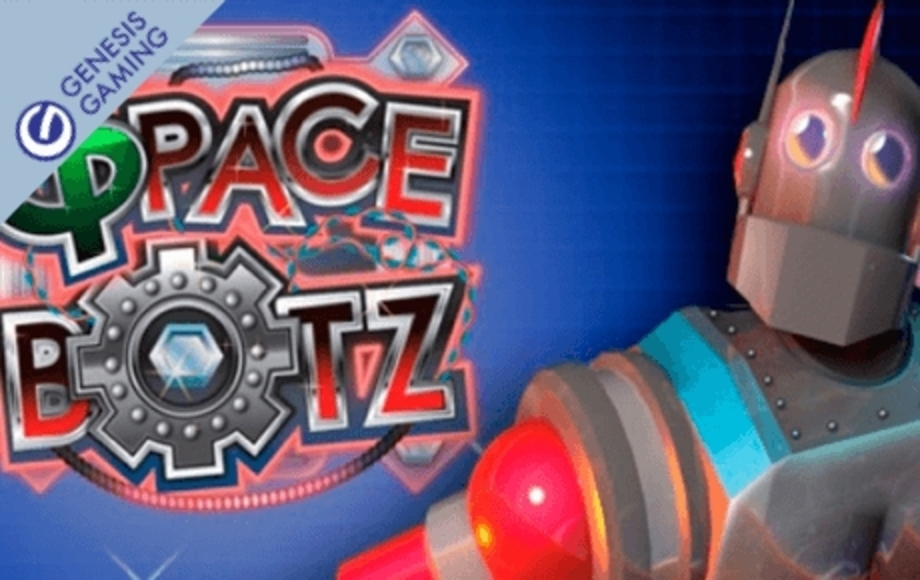Space Botz Online Slot Demo Game by Genesis Gaming