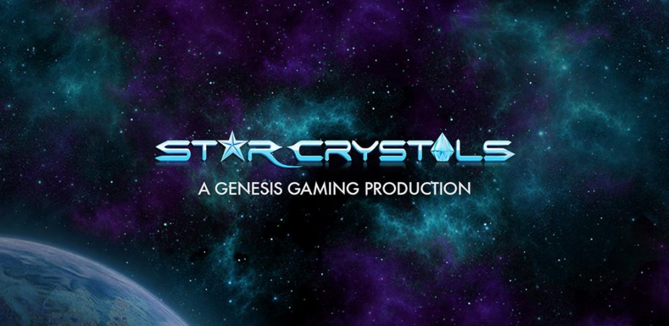 Star Crystals Online Slot Demo Game by Genesis Gaming