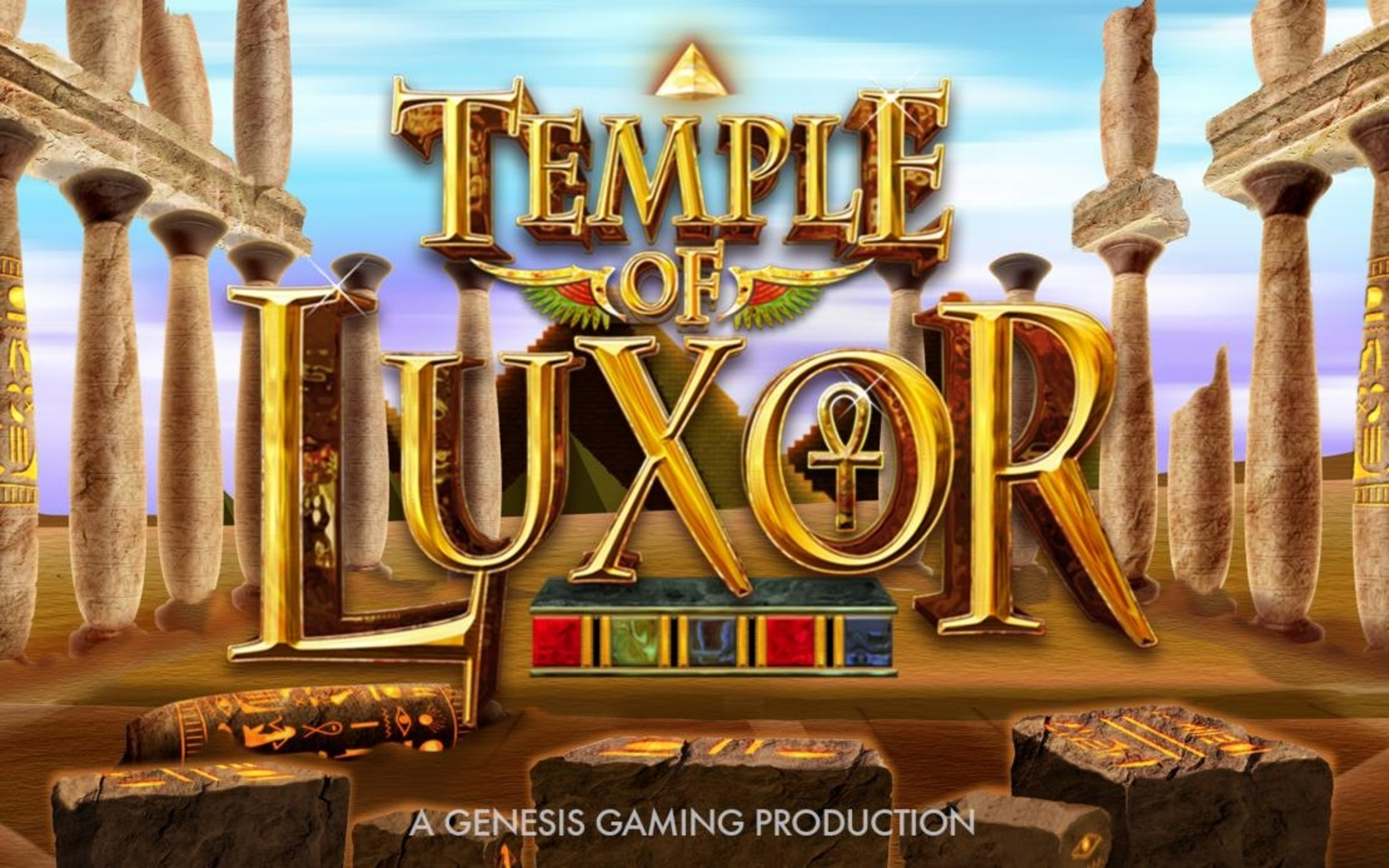 Temple of Luxor Online Slot Demo Game by Genesis Gaming
