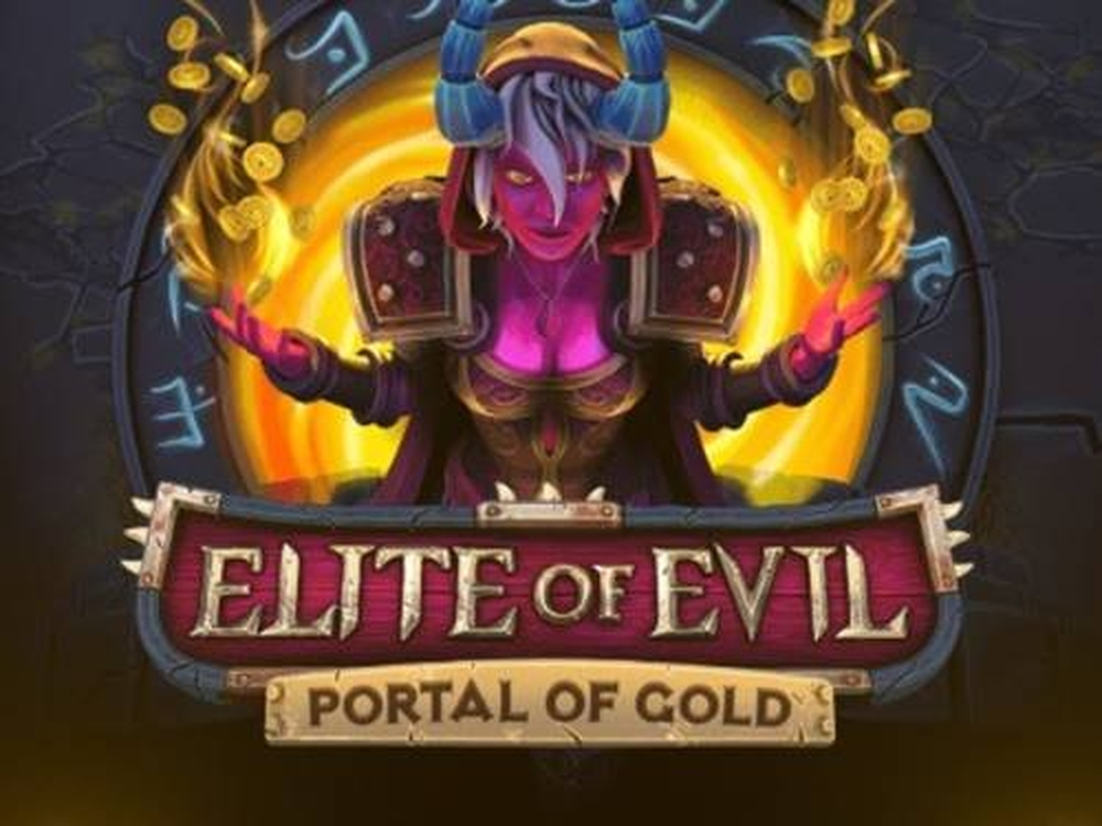 The Elite of Evil Online Slot Demo Game by Gluck Games