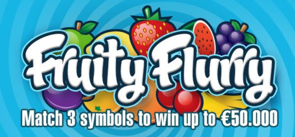 The Fruity Flurry Online Slot Demo Game by Gluck Games