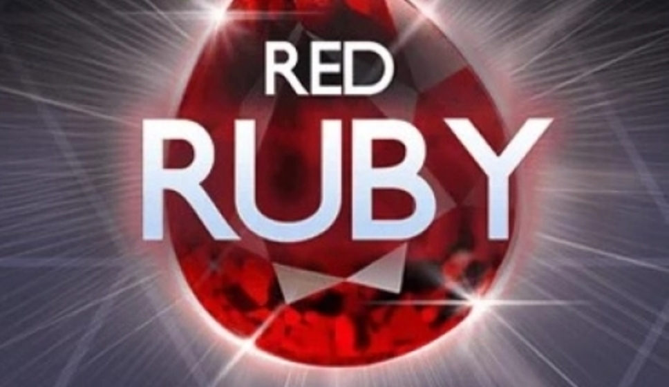 The Red Ruby Online Slot Demo Game by Gluck Games