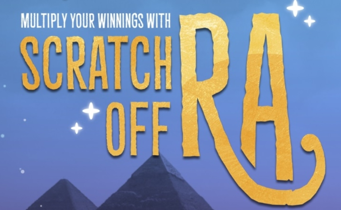 The Scratch off Ra Online Slot Demo Game by Gluck Games