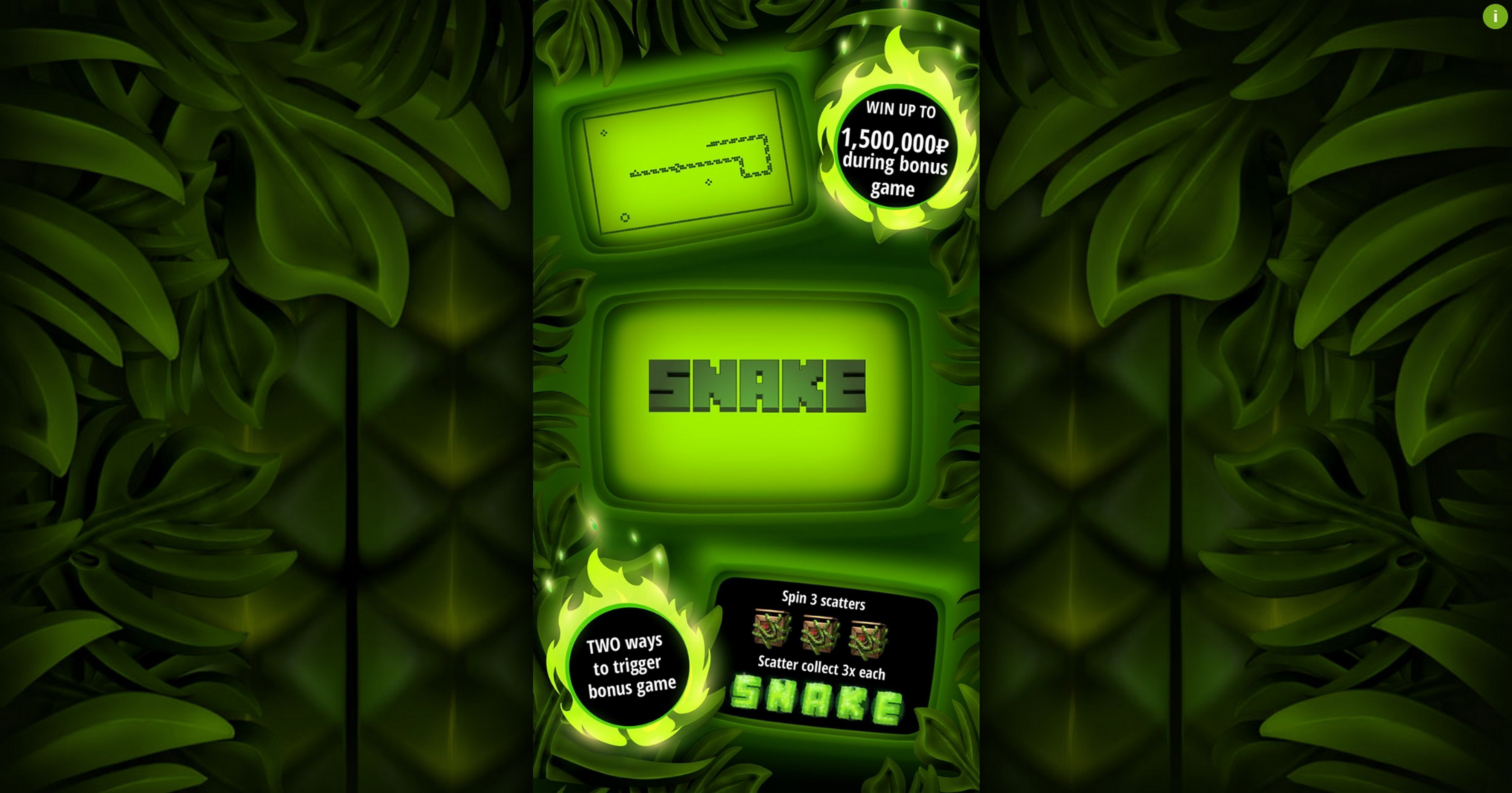 Play Snake (Gluck Games) Free Casino Slot Game by Gluck Games