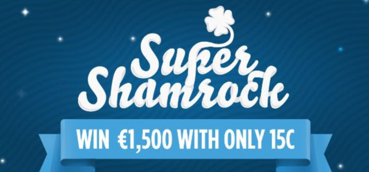 The Super Shamrock Online Slot Demo Game by Gluck Games