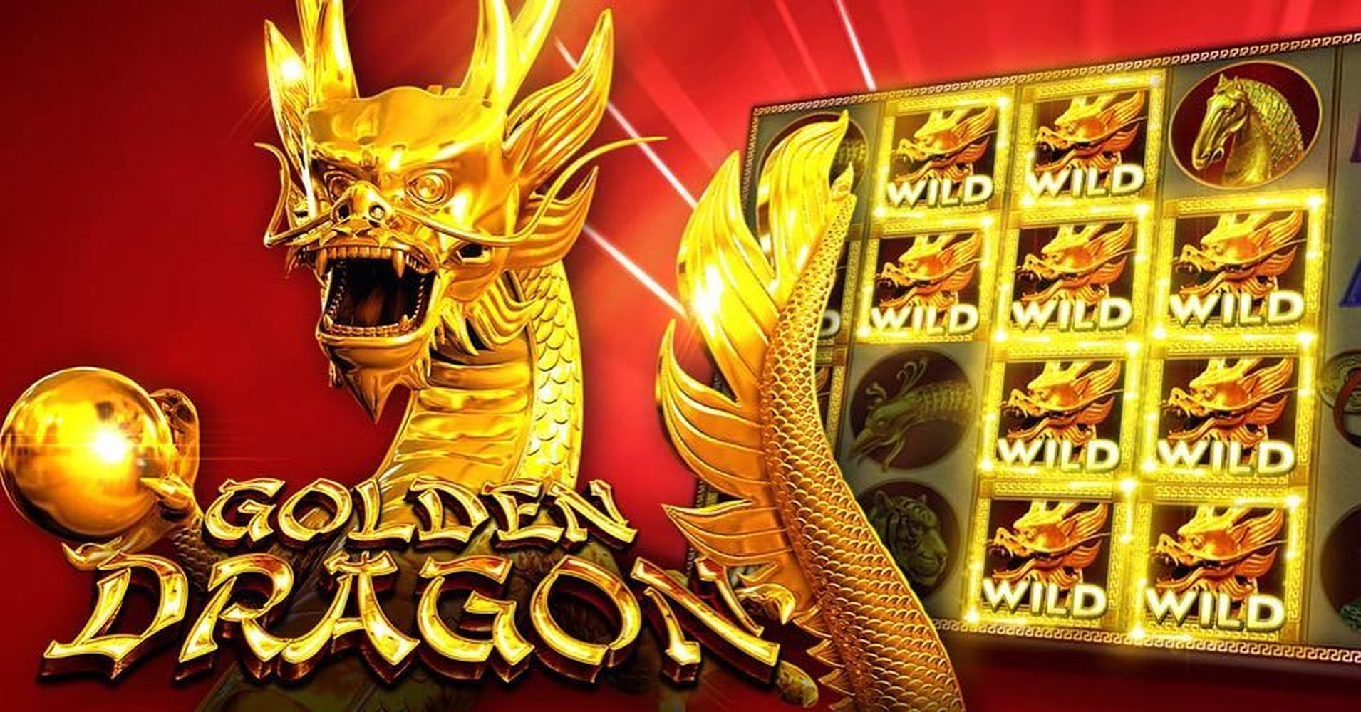 Golden Dragon (GMW) Online Slot Demo Game by GMW