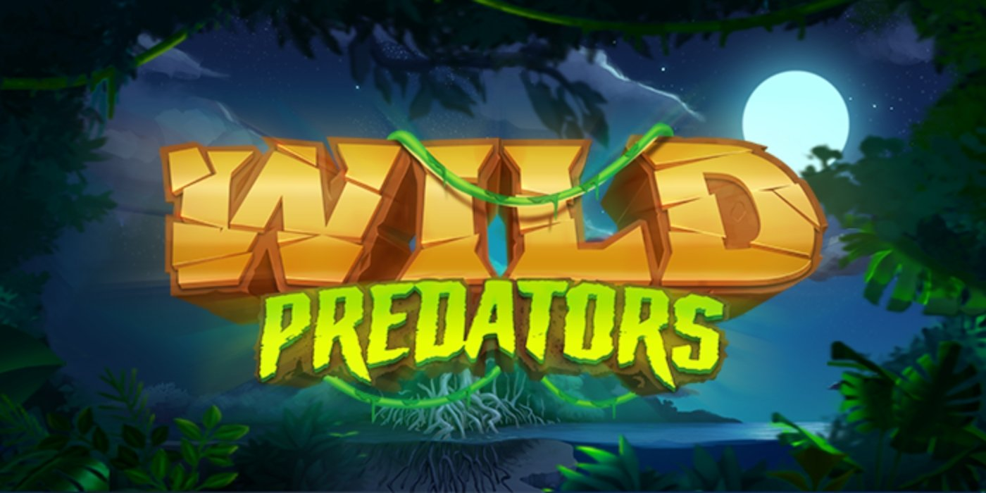Wild Predators Online Slot Demo Game by Golden Rock Studios