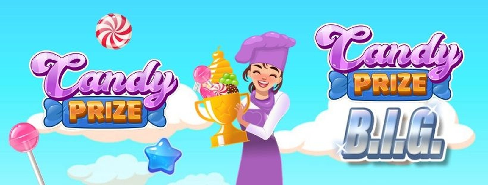 The Candy Prize Online Slot Demo Game by Green Jade Games
