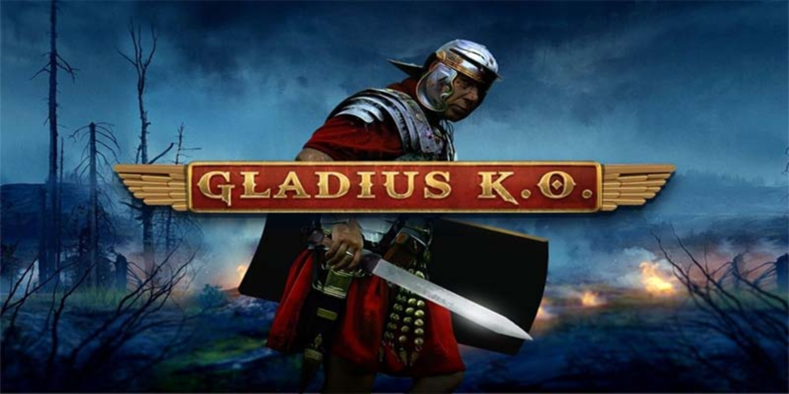 The Gladius KO Online Slot Demo Game by Green Jade Games