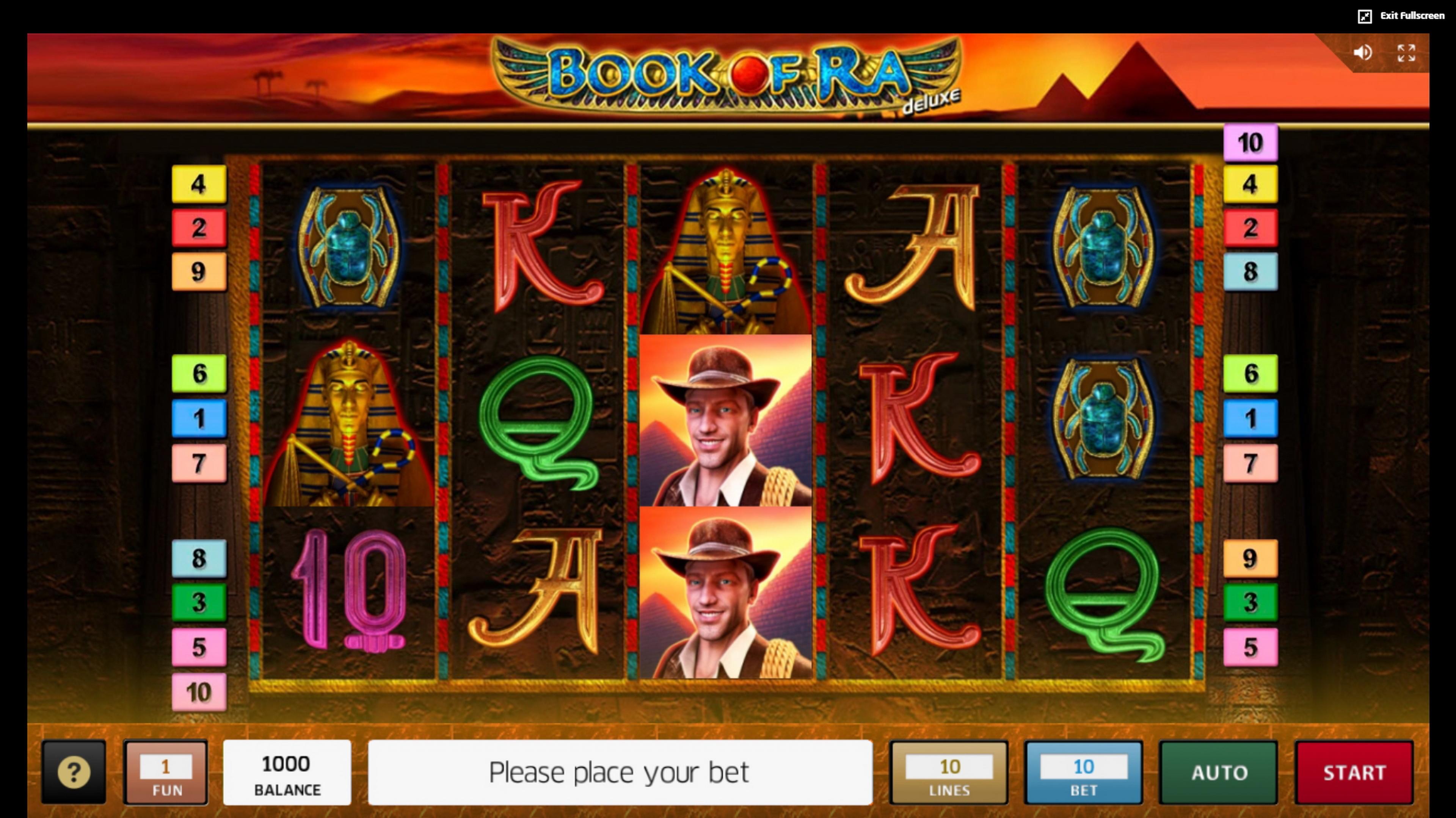 Slot Book Of Ra Demo