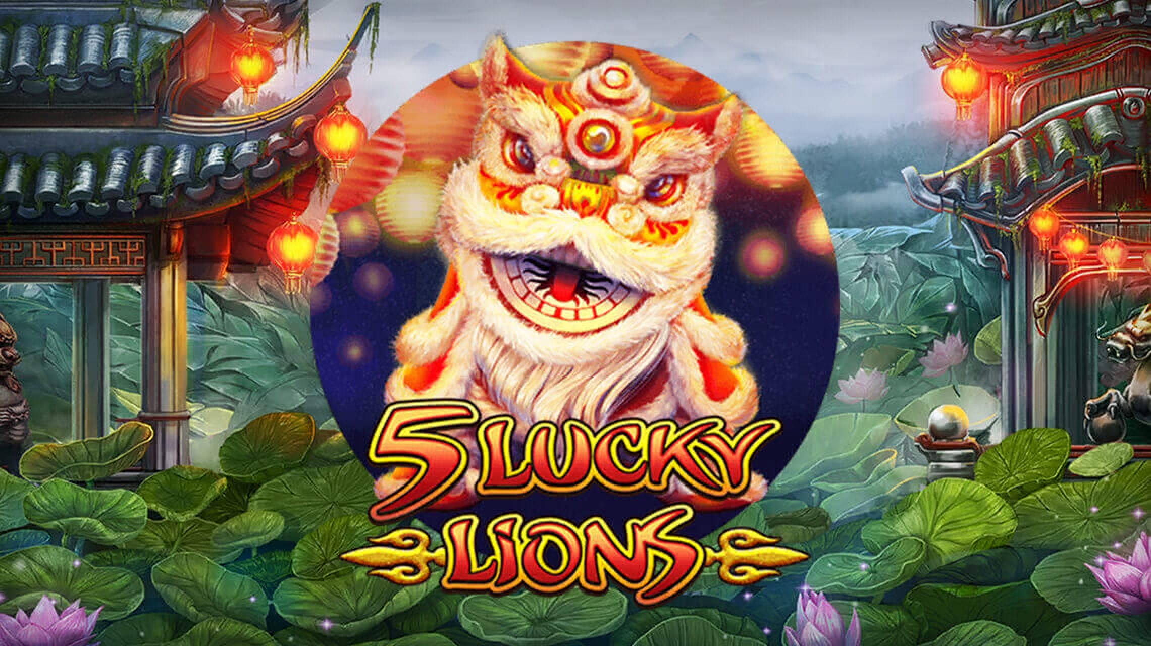 5 Lucky Lions Online Slot Demo Game by Habanero