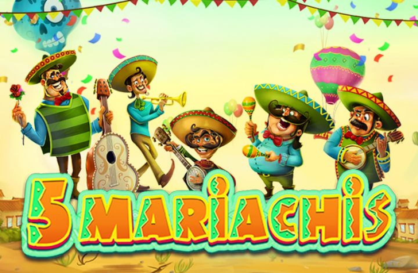 5 Mariachis Online Slot Demo Game by Habanero