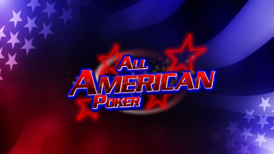 All American Poker (Habanero) Online Slot Demo Game by Habanero