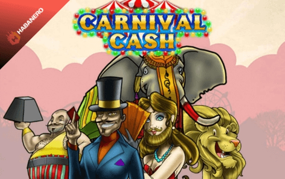 Carnaval Cash Online Slot Demo Game by Habanero