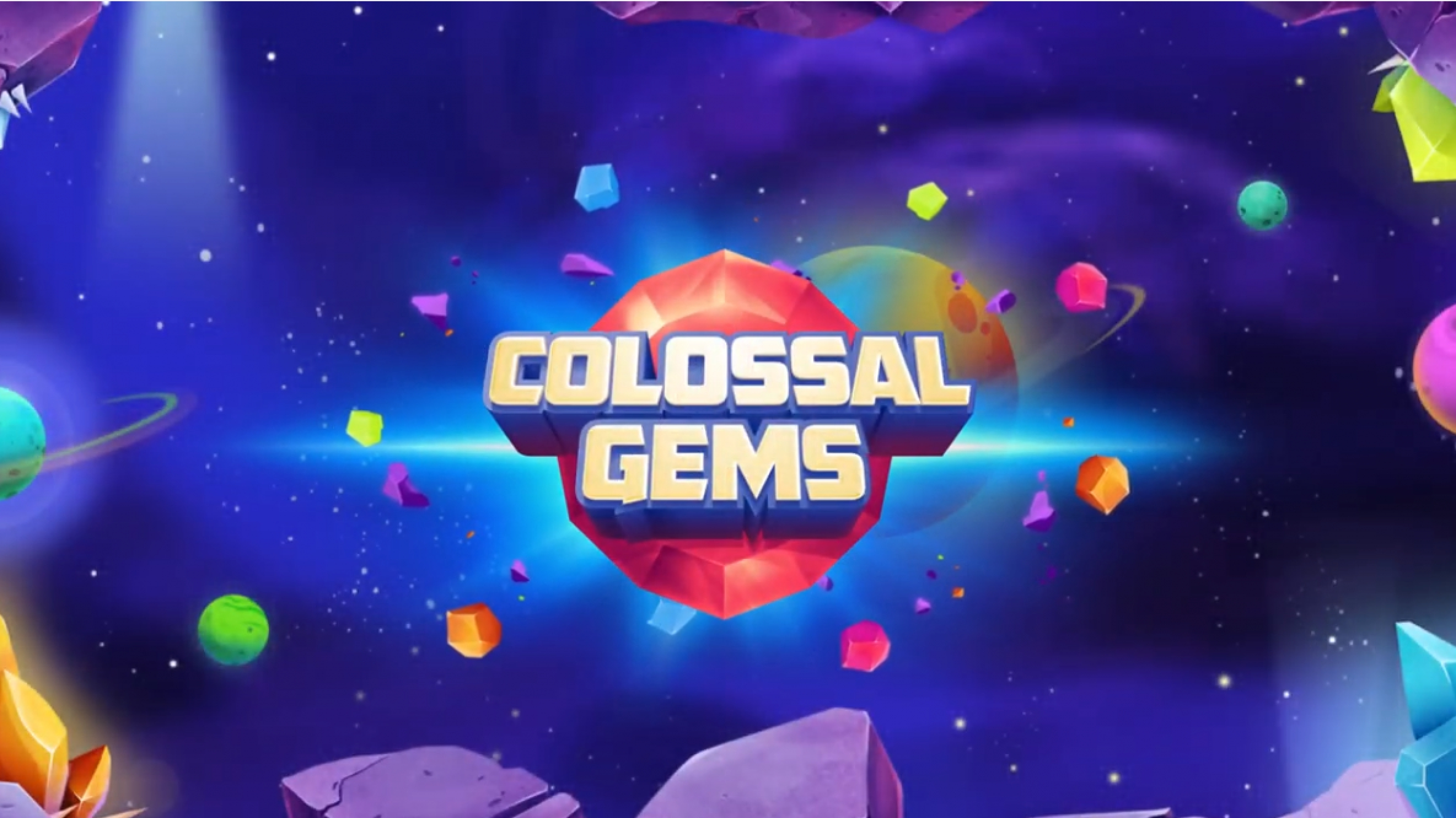 Colossal Gems Online Slot Demo Game by Habanero