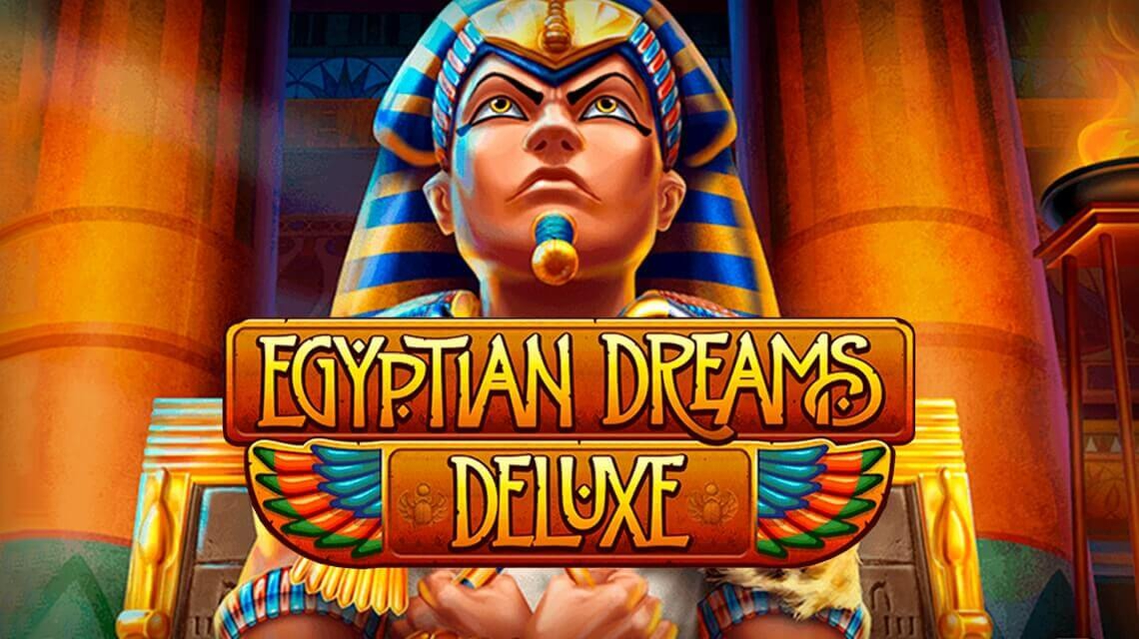 Egyptian Dreams Deluxe Online Slot Demo Game by Habanero
