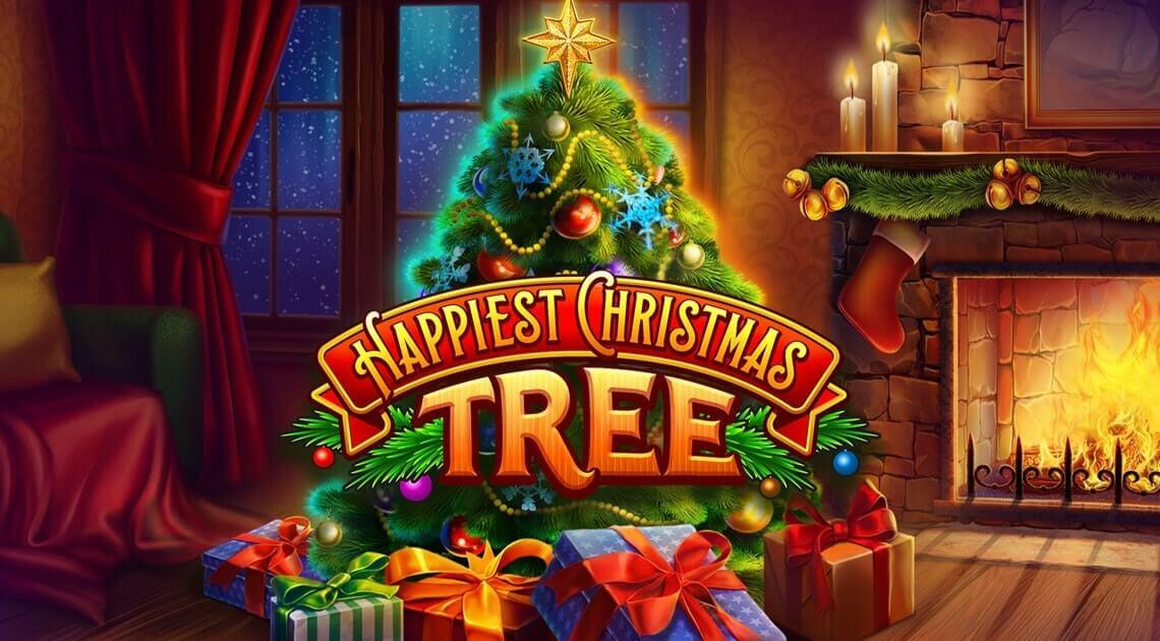 Happiest Christmas Tree Online Slot Demo Game by Habanero