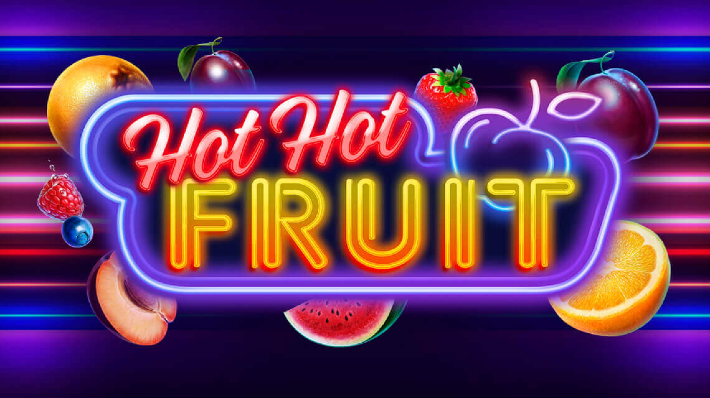 Hot Hot Fruit Online Slot Demo Game by Habanero