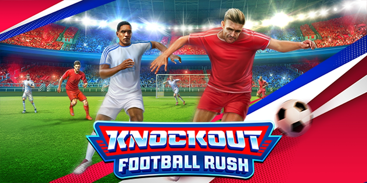 Knockout Football Rush Online Slot Demo Game by Habanero