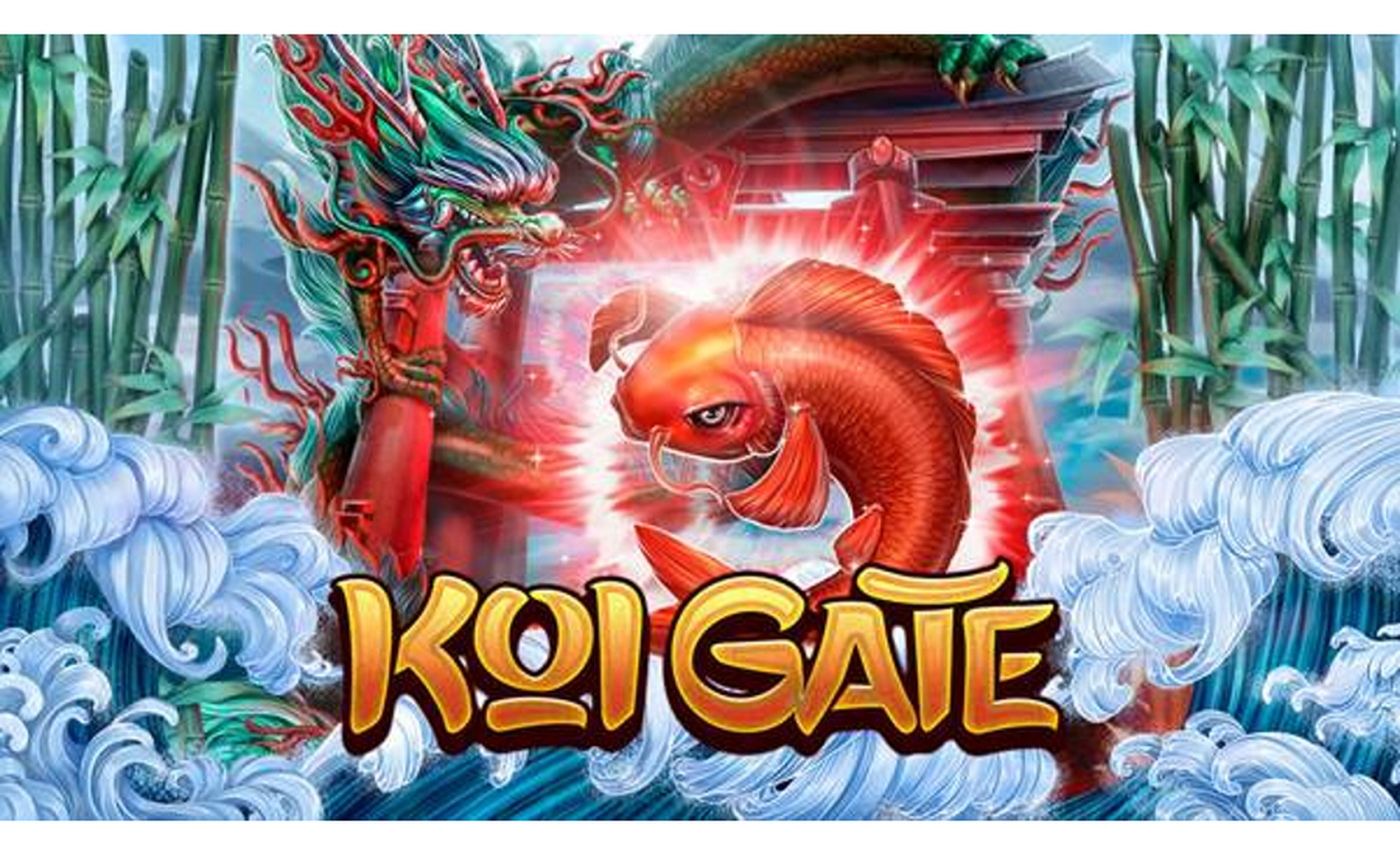 Koi Gate Online Slot Demo Game by Habanero