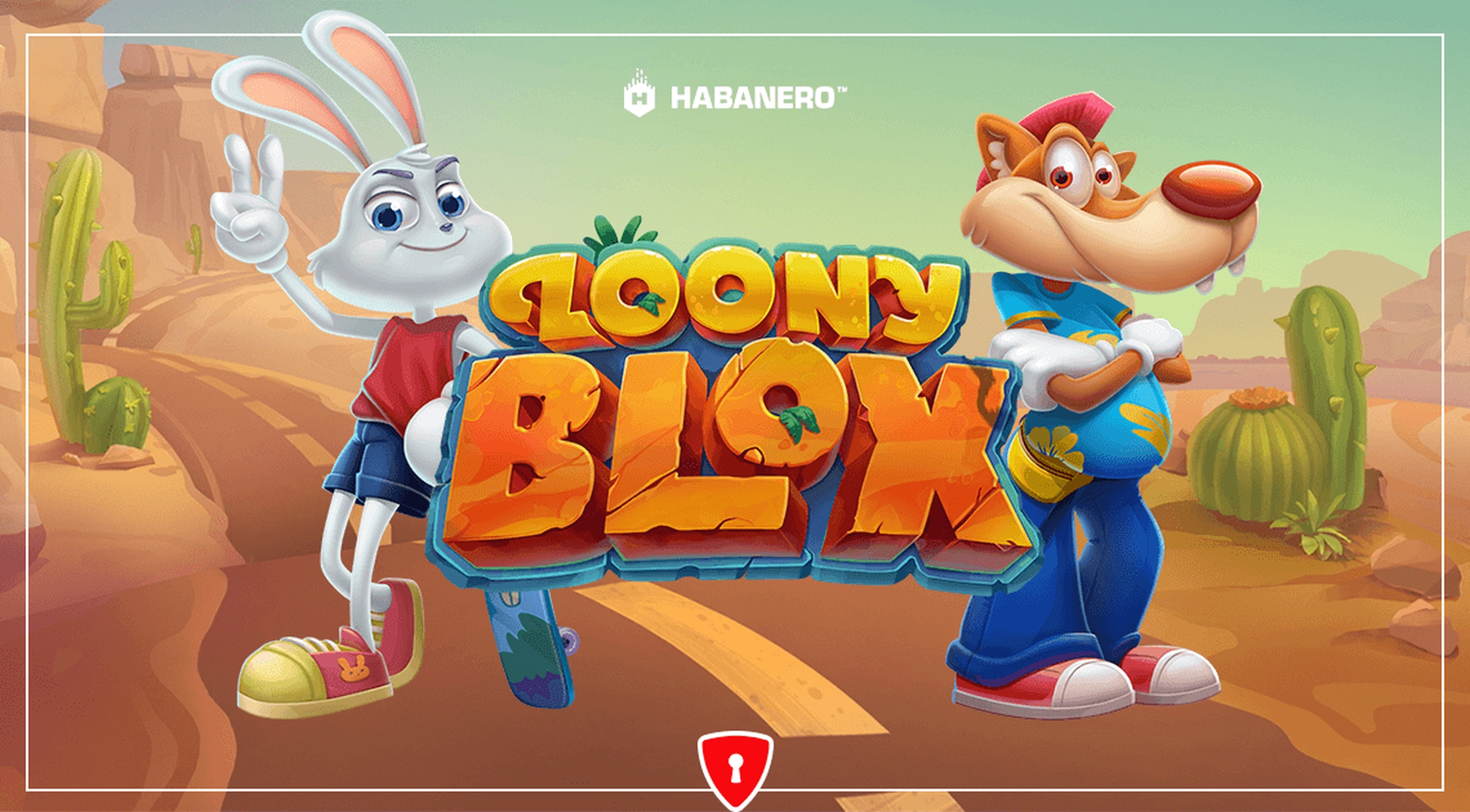 Loony Blox Online Slot Demo Game by Habanero