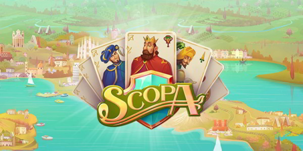 Scopa Online Slot Demo Game by Habanero