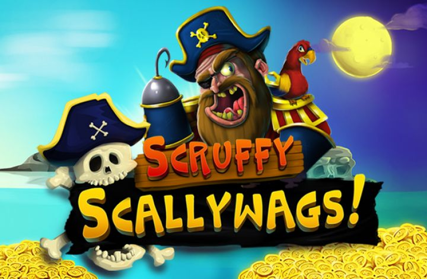 Scruffy Scallywags Online Slot Demo Game by Habanero