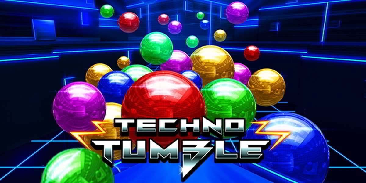 Techno Tumble Online Slot Demo Game by Habanero