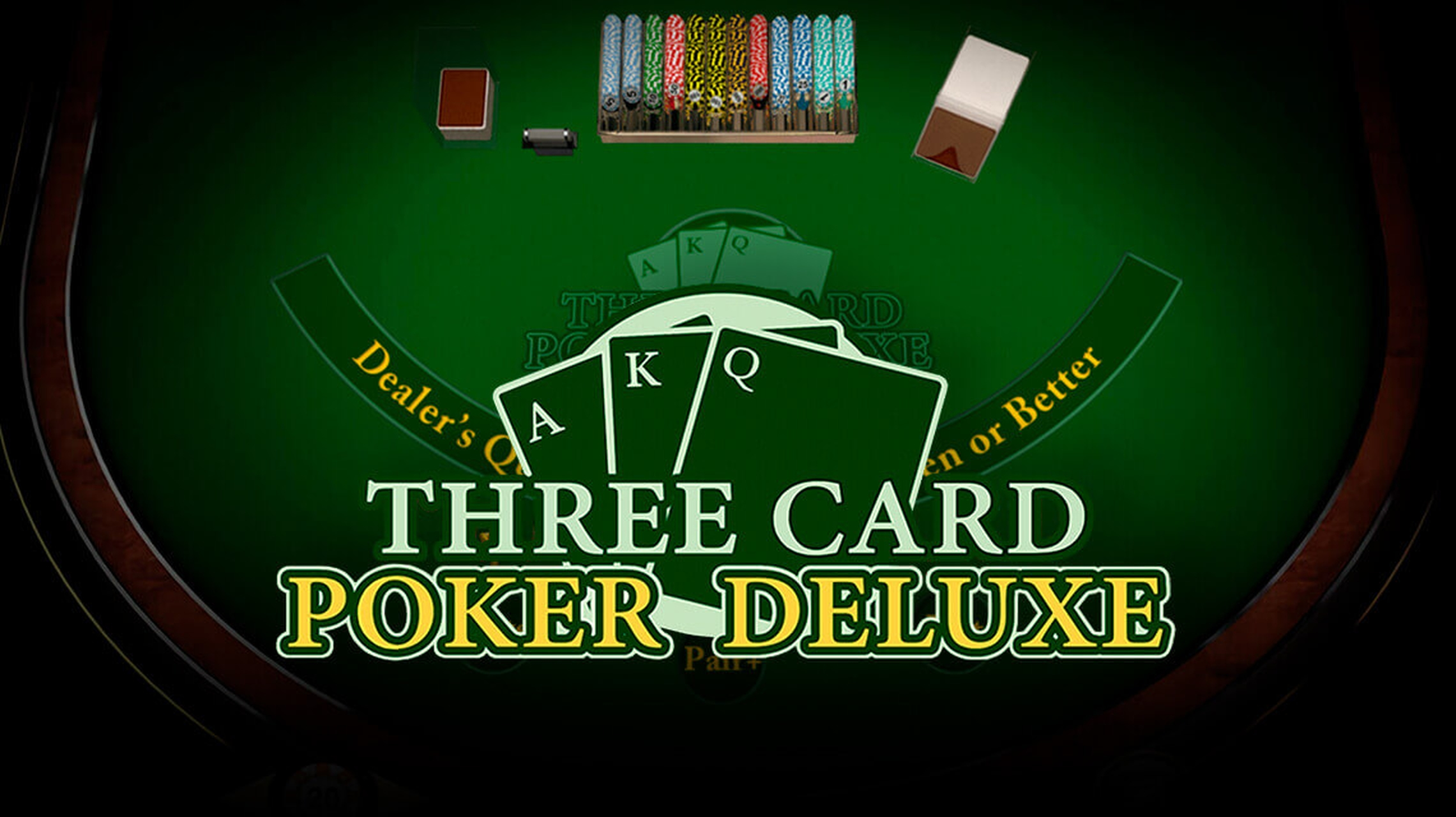 Three Card Poker (Habanero) Online Slot Demo Game by Habanero