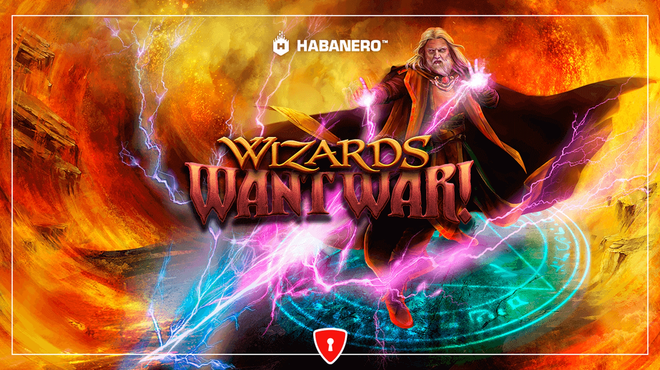 Wizards Want War Online Slot Demo Game by Habanero