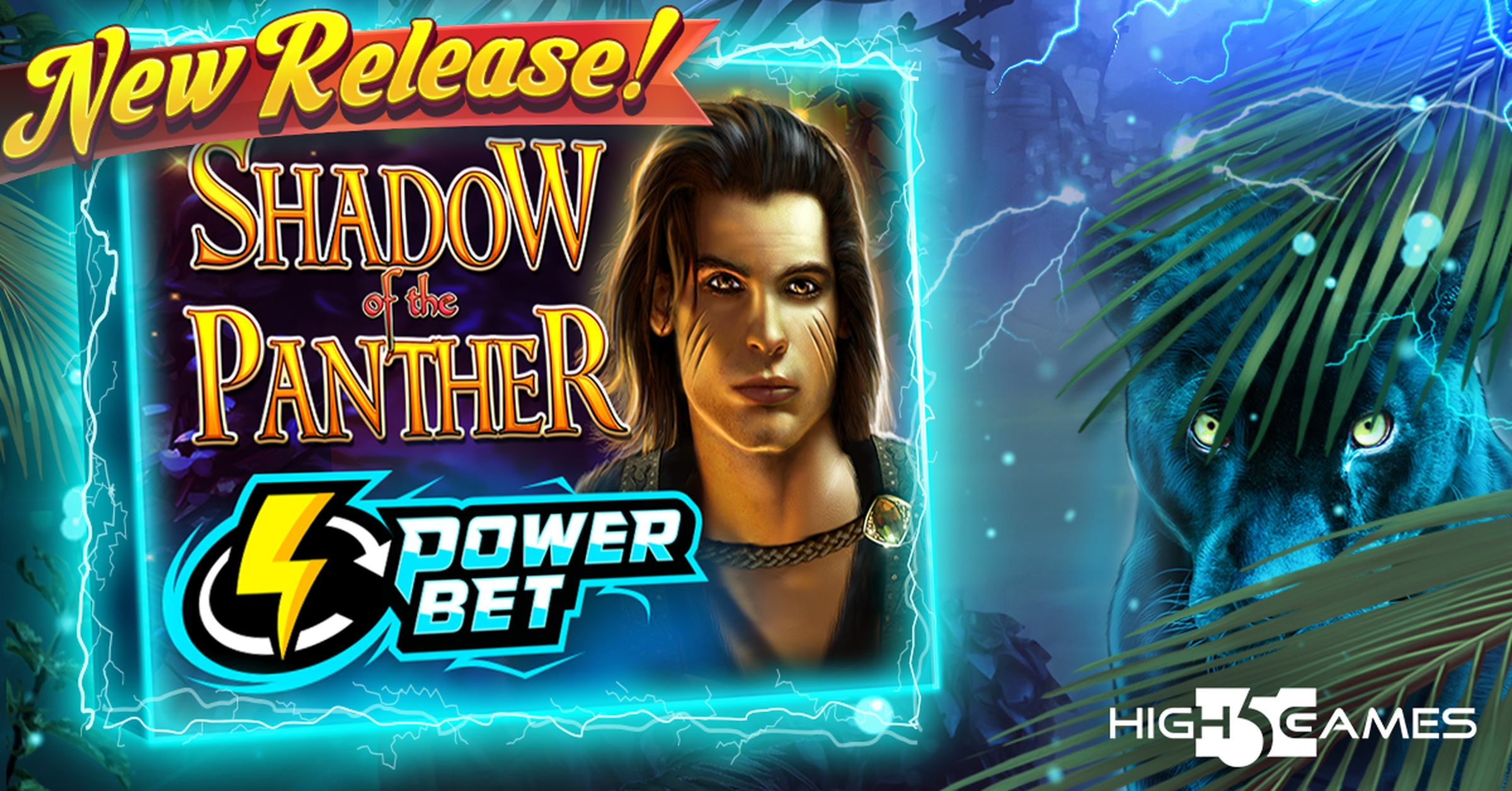 The Shadow of the Panther Online Slot Demo Game by High 5 Games