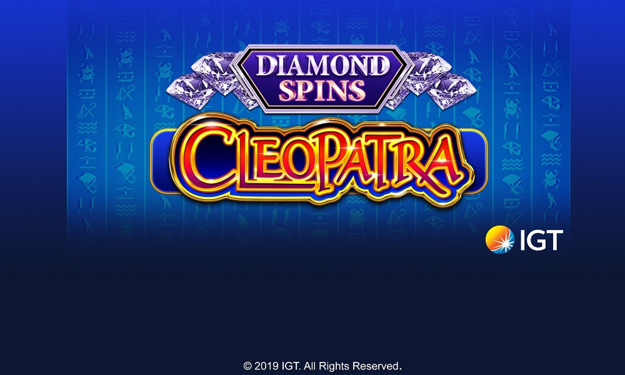 The Cleopatra Diamond Spins Online Slot Demo Game by IGT