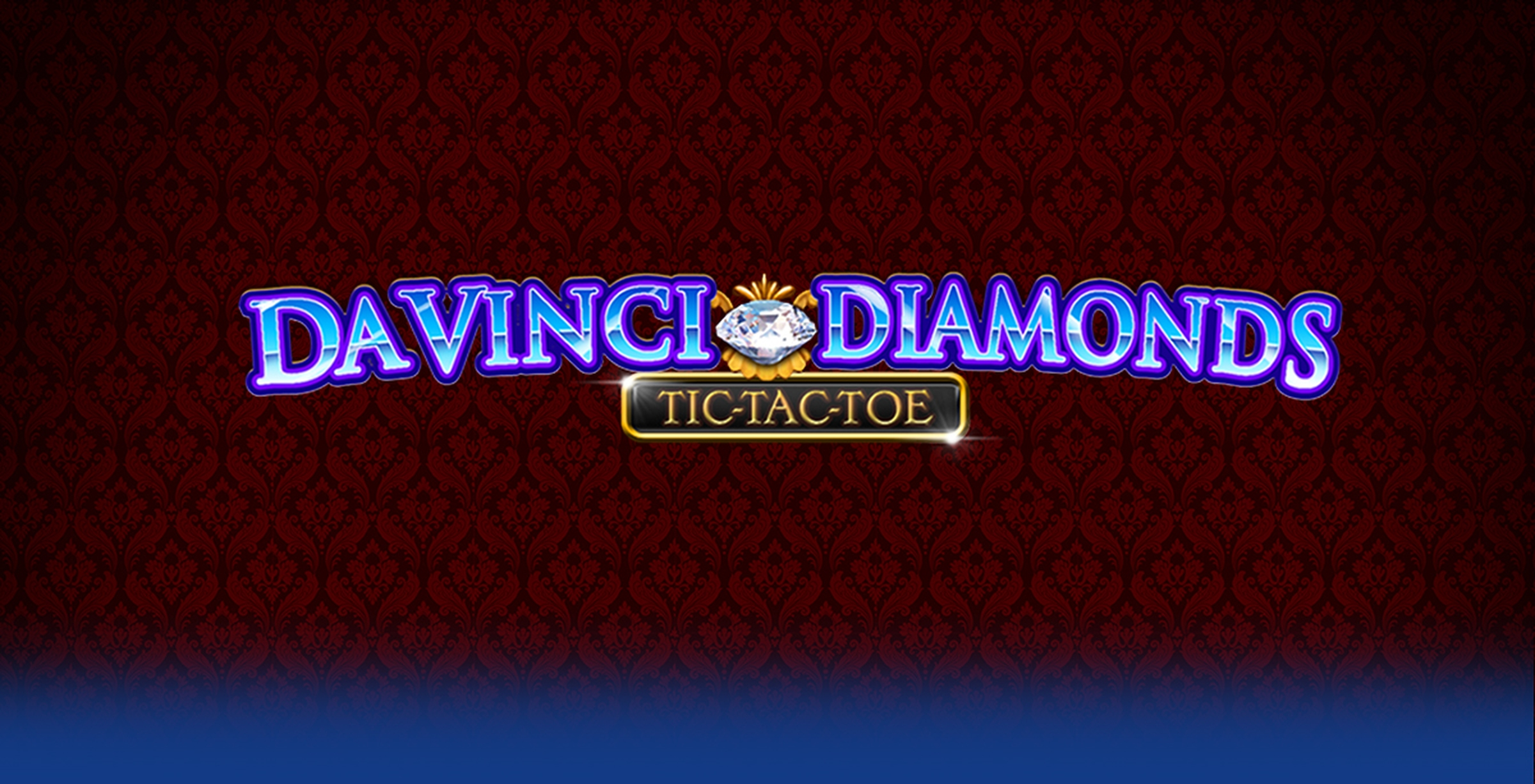 The Da Vinci Diamonds Tic Tac Toe Online Slot Demo Game by IGT