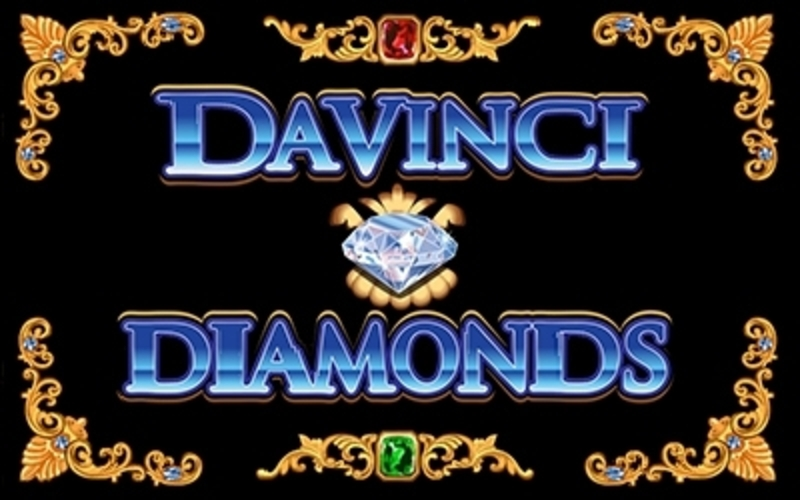 Da Vinci Diamonds Online Slot Demo Game by IGT