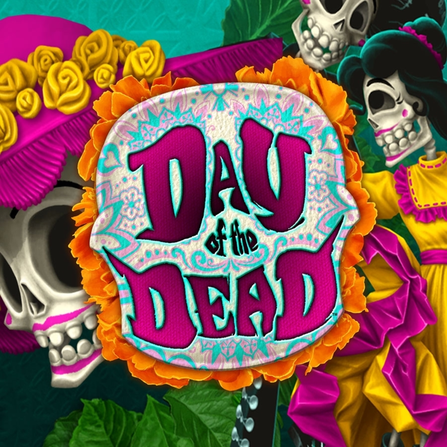 Day of the Dead Online Slot Demo Game by IGT