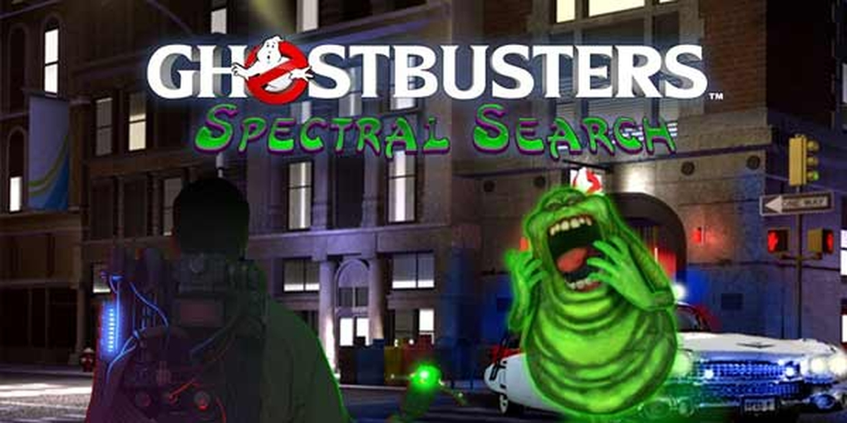 The Ghostbusters Spectral Search Online Slot Demo Game by IGT