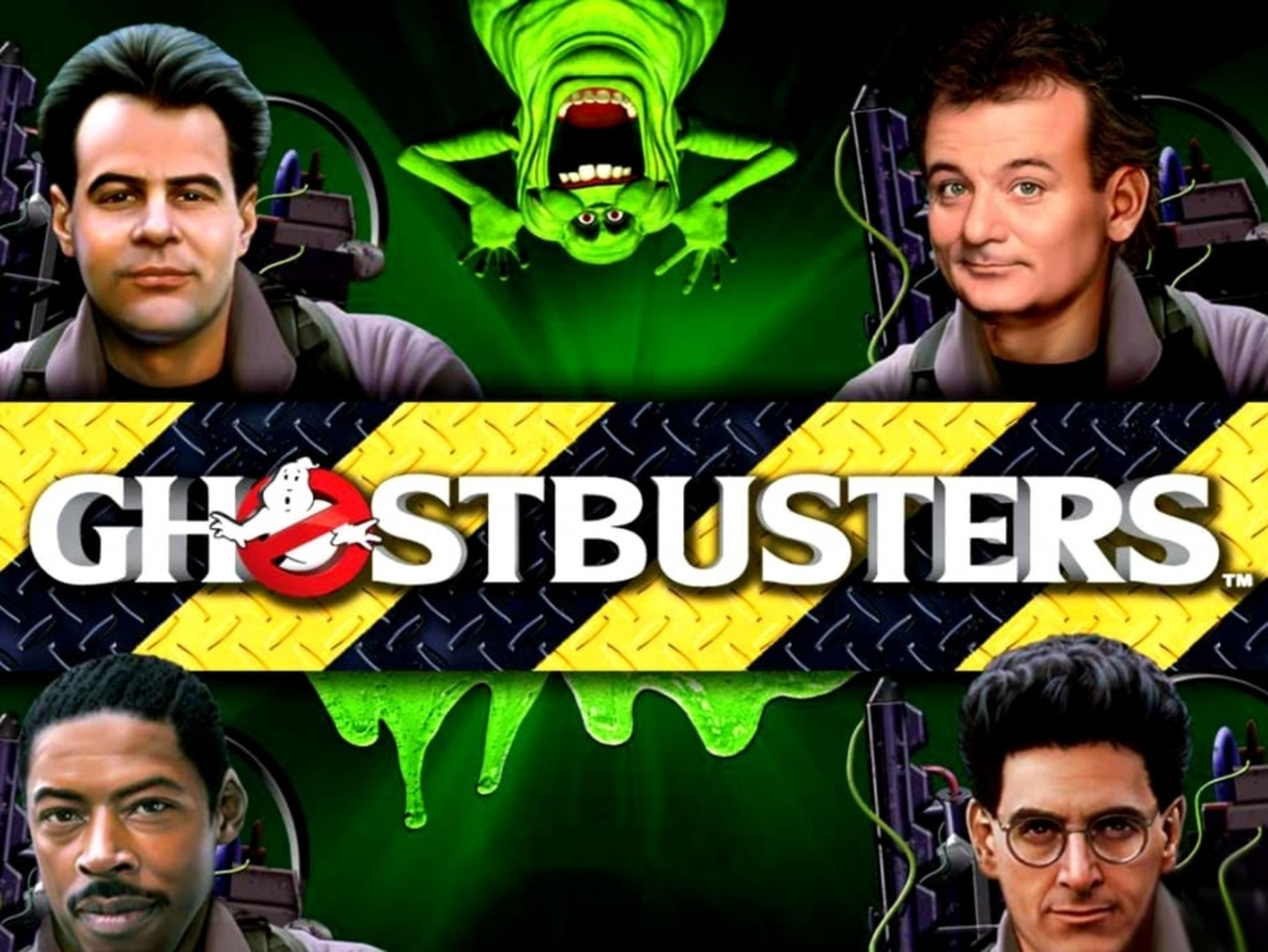 Ghostbusters Online Slot Demo Game by IGT