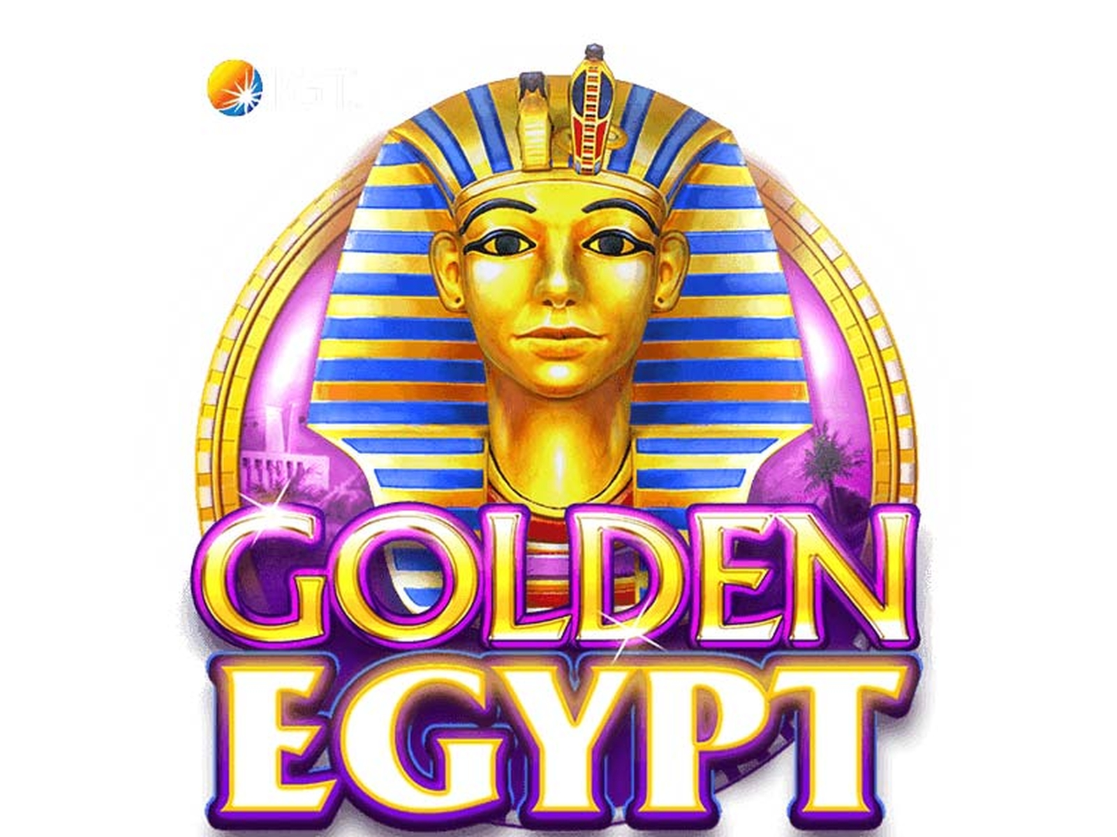 The Golden Egypt Online Slot Demo Game by IGT
