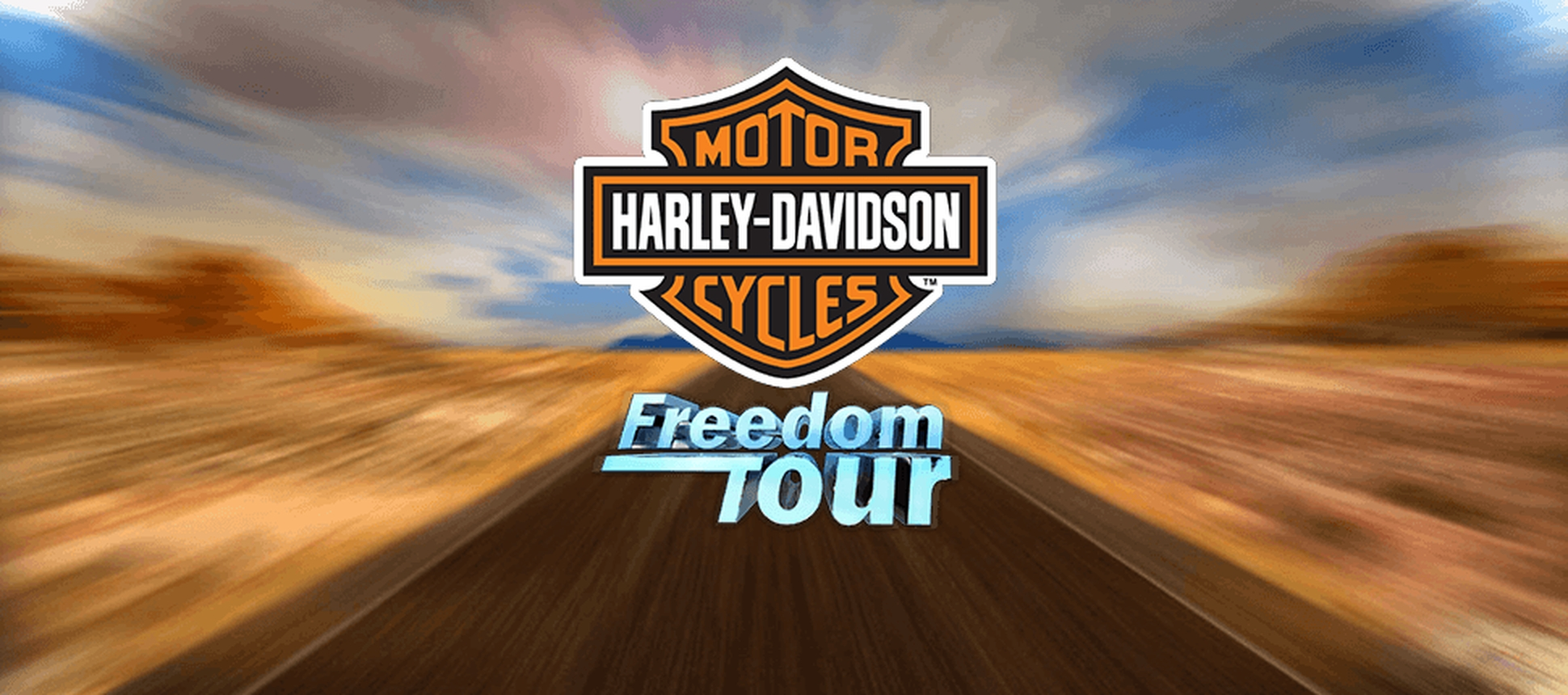 The Harley-Davidson Freedom Tour Online Slot Demo Game by IGT