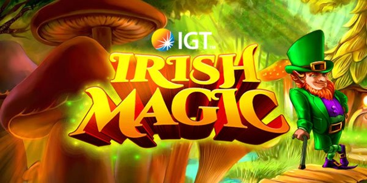 The Irish Magic Online Slot Demo Game by IGT