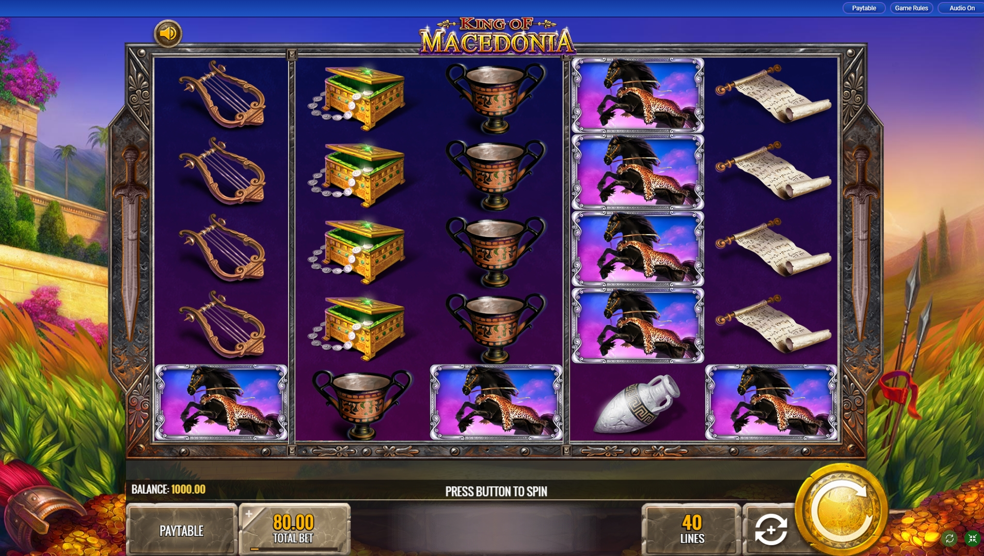 Play Valley Of The Kings Slot Machine Free With No Download