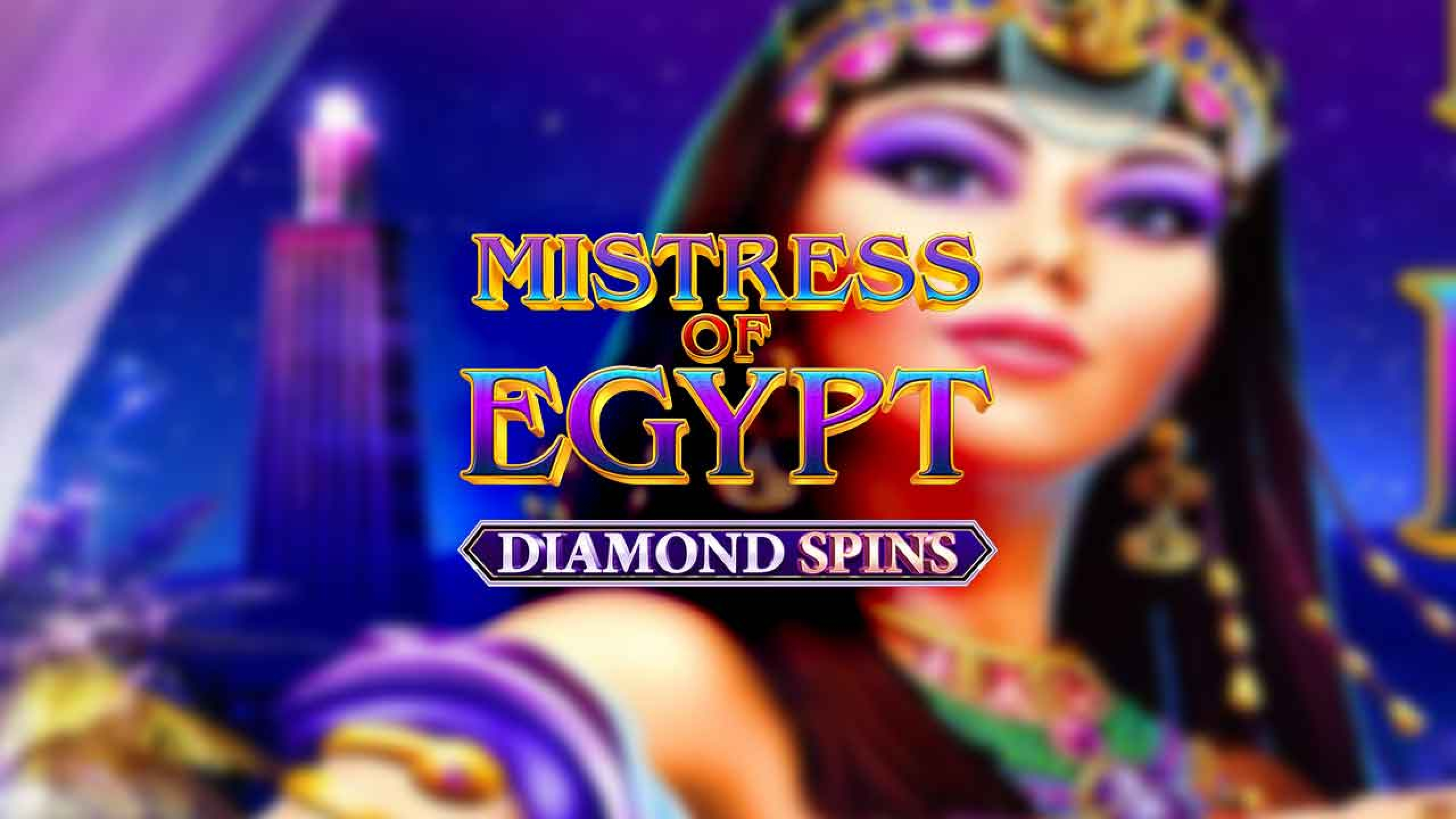 The Mistress of Egypt Diamond Spins Online Slot Demo Game by IGT