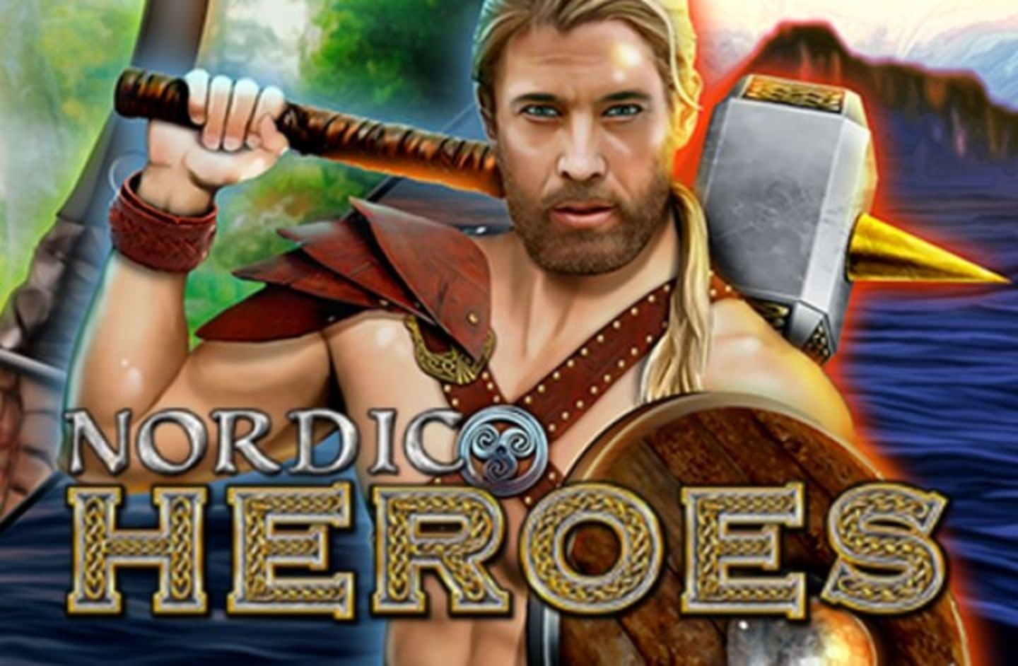 Nordic Heroes Online Slot Demo Game by IGT
