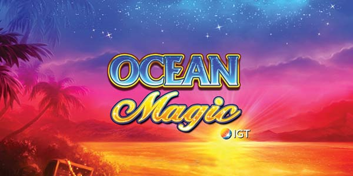 Ocean Magic Online Slot Demo Game by IGT