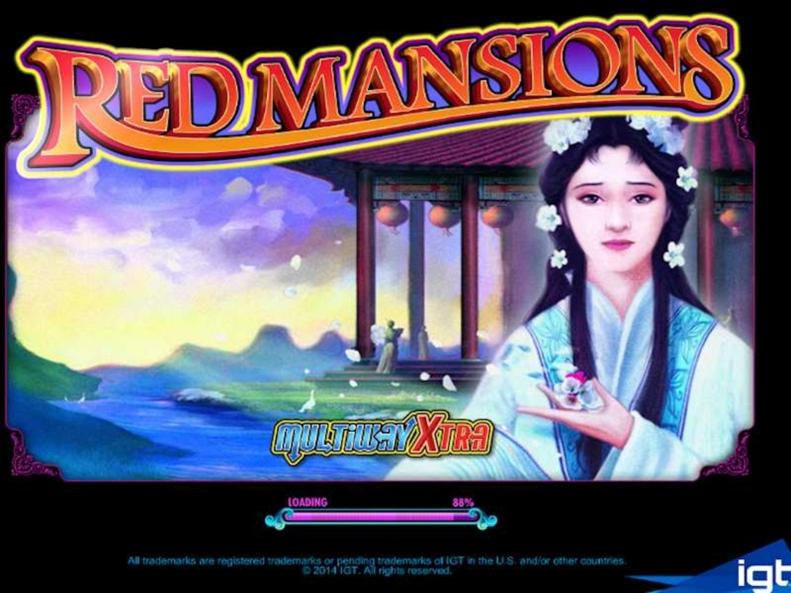 Red Mansions Online Slot Demo Game by IGT