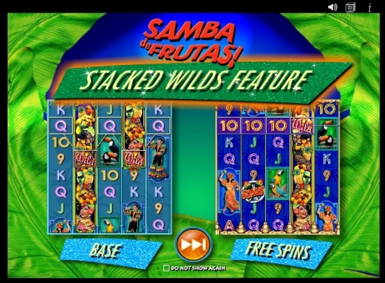 Samba De Frutas Slot Machine