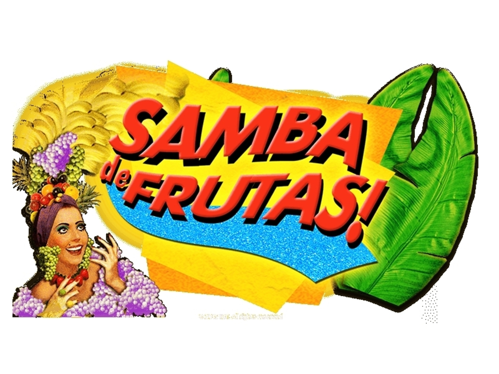 The Samba De Frutas Online Slot Demo Game by IGT