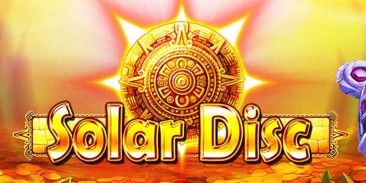 Solar Disc Online Slot Demo Game by IGT