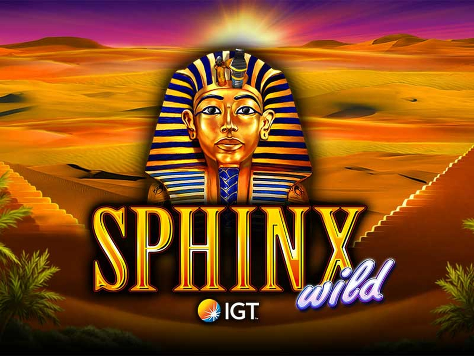The Sphinx Wild Online Slot Demo Game by IGT