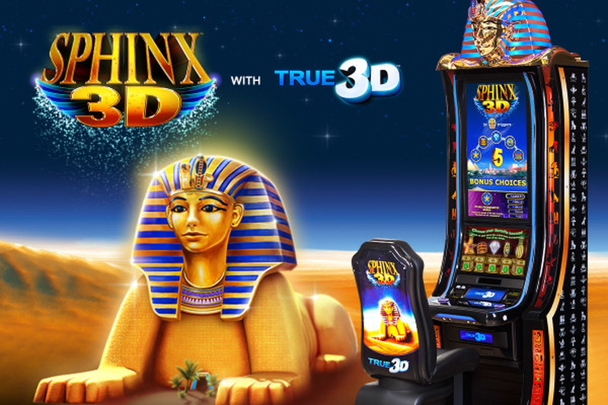 The Sphinx Online Slot Demo Game by IGT